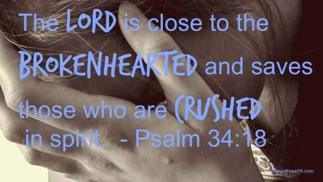 psalm 34.18