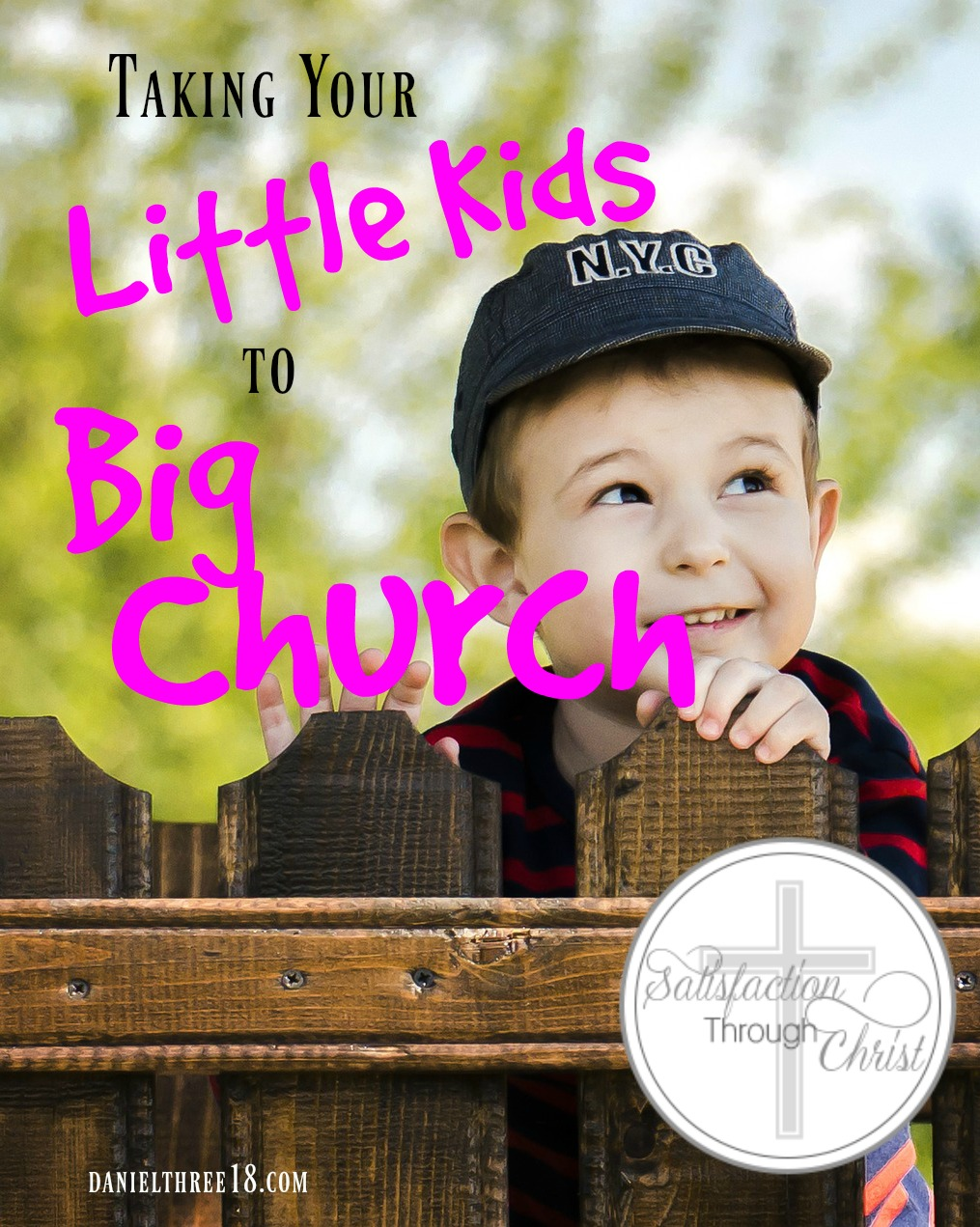little kids to big church